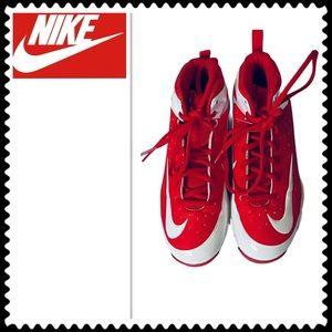 Nike Youth Alpha Huarache Baseball Cleats